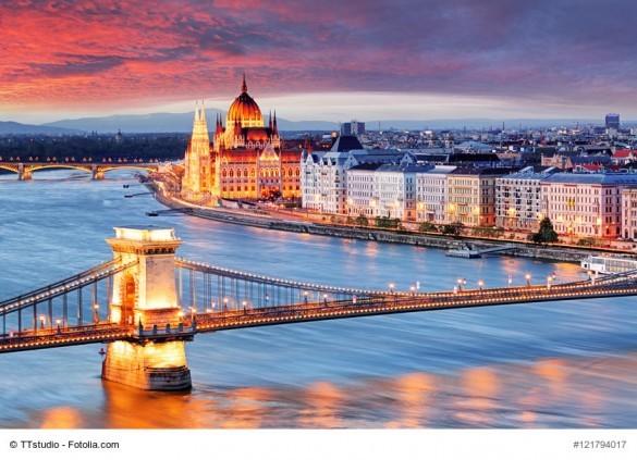 Budapest Städtereise