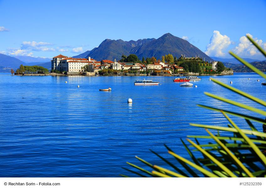 Die Top 5 Seen in der Schweiz
