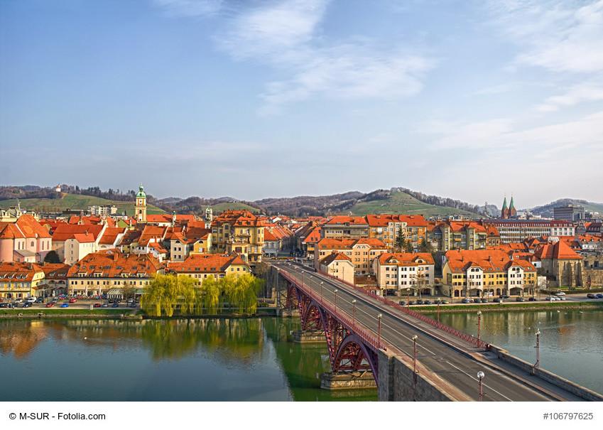 Städtereise nach Maribor, der zweitgrößten Stadt Sloweniens