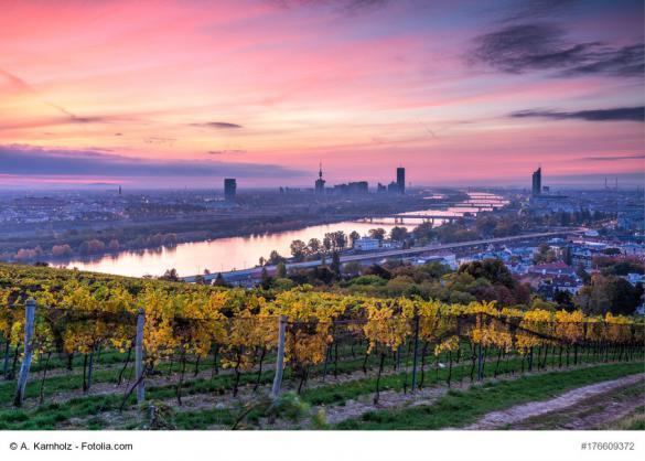 Aussichtspunkte in Wien