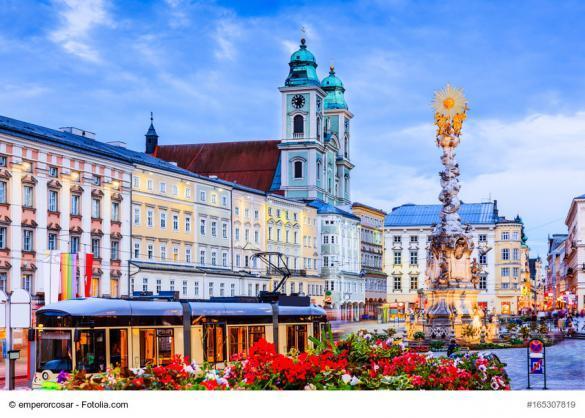 Städtereise Linz