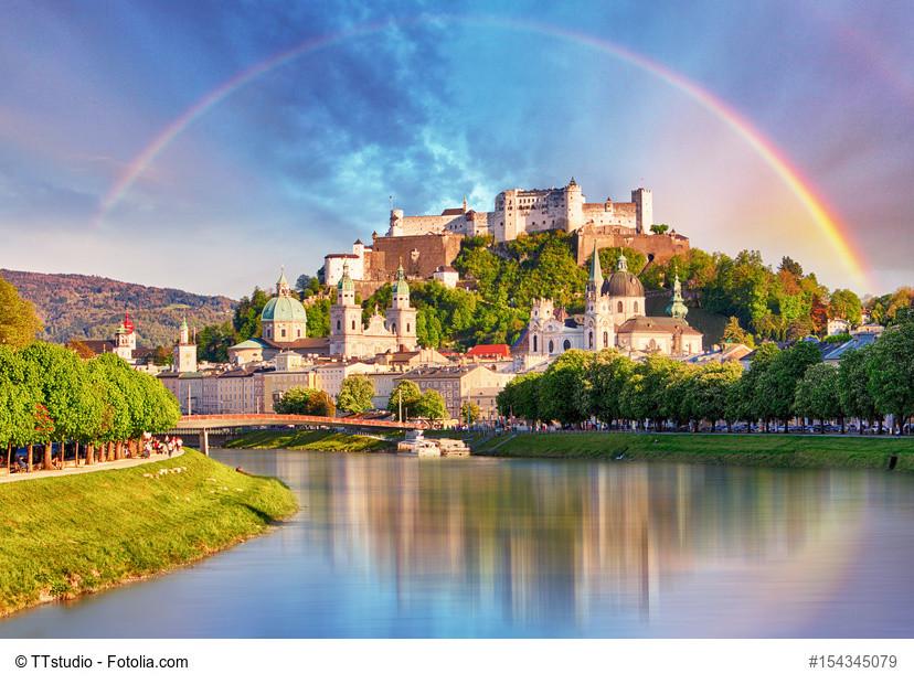 Städtereise Salzburg – eindrucksvolle Großstadt inmitten des idyllischen Österreichs