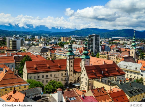 Städtereise Klagenfurt