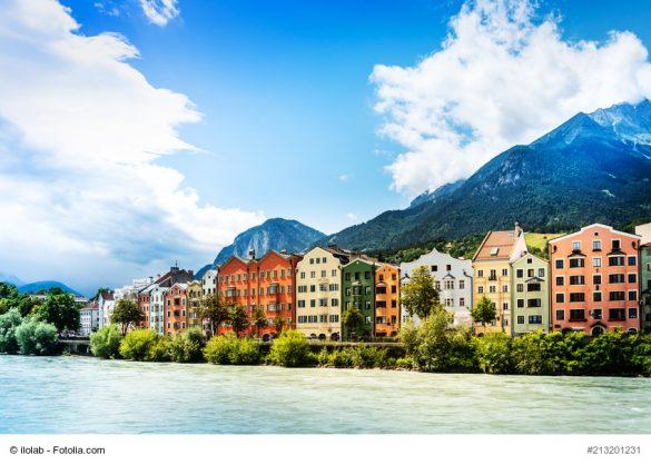 Städtereise Innsbruck